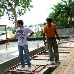 Obras en Madera