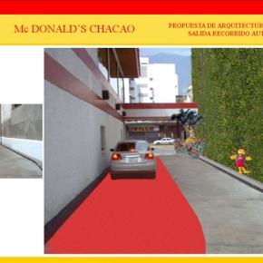 Foto Realismo Mc Donald's Chacao