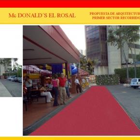 Foto Realismo Mc Donald's El Rosal