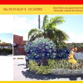 Foto Realismo Mc Donald's Guatire