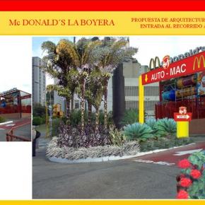 Foto Realismo Mc Donald's La Boyera