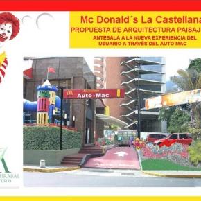 Foto Realismo Mc Donald's La Castellana