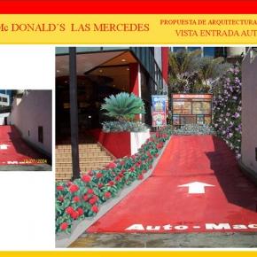 Foto Realismo Mc Donald's Las Mercedes