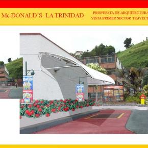 Foto Realismo Mc Donald's La Trinidad
