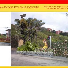 Foto Realismo Mc Donald's San Antonio