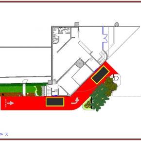 Proyecto de Arquitectura Paisajista Mc Donald's Macaracuay