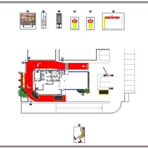 Proyecto de Arquitectura Paisajista Mc Donald's Manzanares