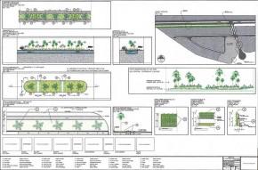 Proyecto de Arquitectura Paisajista Detalles