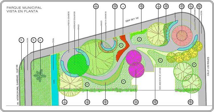 Proyecto Parque Municipal Las Islas Adriana Mirabal