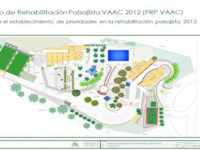 Proyecto De Rehabilitacion Paisajista VAAC - 2012