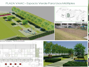 Proyecto Plaza  VAAC