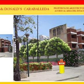 Foto Realismo Mc Donald's Caraballeda