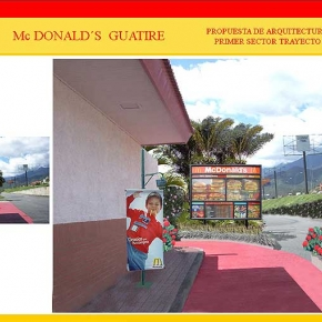 Foto Realismo Mc Donald's Guatire