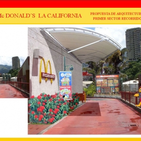 Foto Realismo Mc Donald's La California