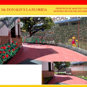 Foto Realismo Mc Donald's La Florida