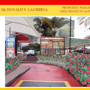 Foto Realismo Mc Donald's La Urbina