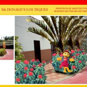 Foto Realismo Mc Donald's Los Teques