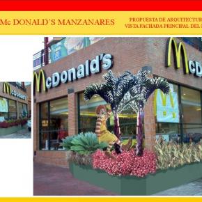 Foto Realismo Mc Donald's Manzanares