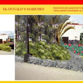 Foto Realismo Mc Donald's Mariches