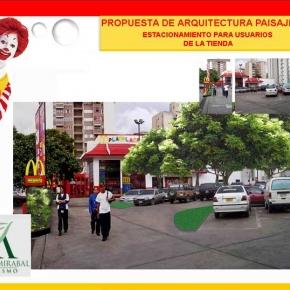 Foto Realismo Mc Donald's El Paraíso I