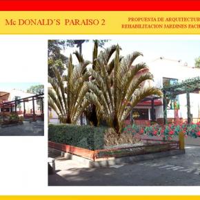 Foto Realismo Mc Donald's El Paraíso II