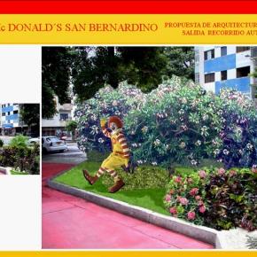 Foto Realismo Mc Donald's San Bernardino