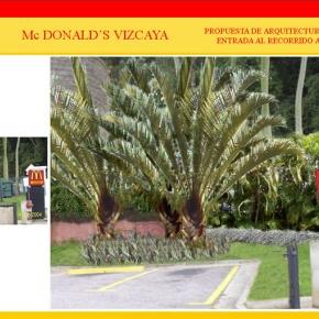 Foto Realismo Mc Donald's Vizacaya