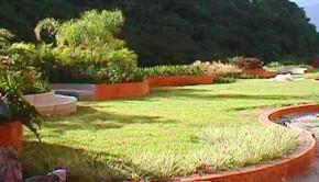 Detalle de Jardines Ejecutados