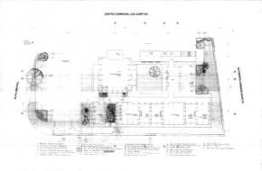 Esquema Preliminar del Proyecto de Arquitectura Paisajista
