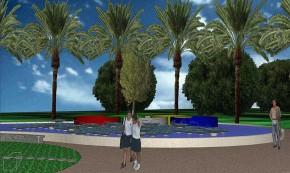 Plaza del Agua