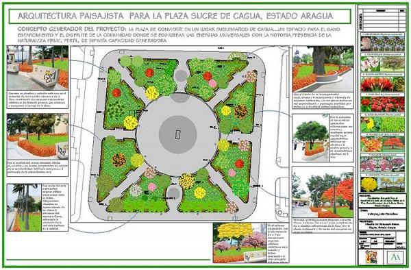 Proyecto Arquitectura Paisajista