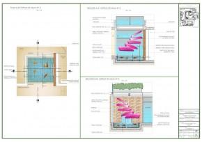 Proyecto de Caída y Espejo de Agua Con La Incorporación de Móvil Escultural