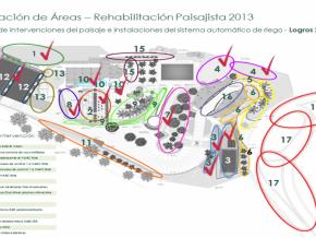 Priorizacion De Las Rehabilitaciones Paisajistas VAAC Y Logros 2013